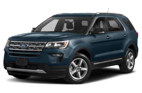 New 2019 Ford Explorer Exterior