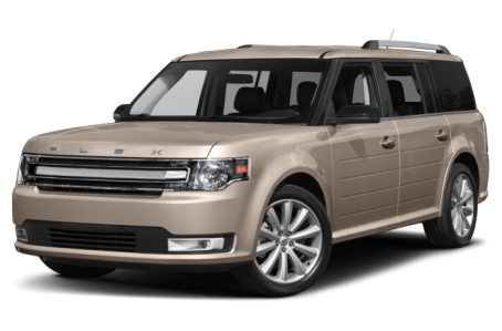 New 2019 Ford Flex Exterior