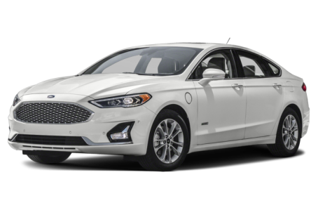 New 2019 Ford Fusion Energi Exterior