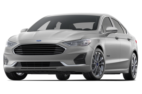 New 2019 Ford Fusion Hybrid Exterior