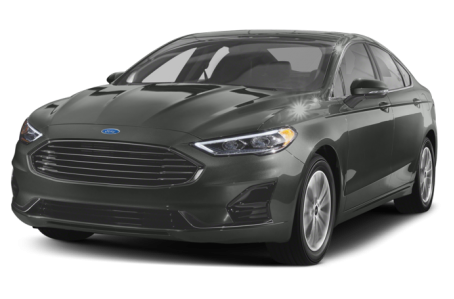 New 2019 Ford Fusion Exterior