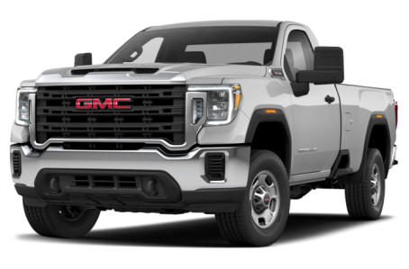 New 2019 GMC Sierra 2500HD Exterior