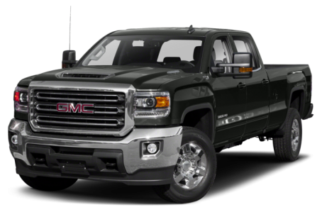 New 2019 GMC Sierra 3500HD Exterior