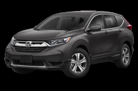 New 2019 Honda CR-V Exterior