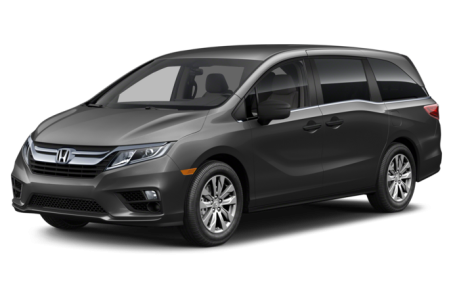 New 2019 Honda Odyssey Exterior