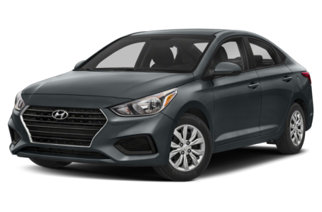 New 2019 Hyundai Accent Exterior