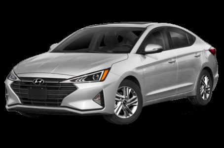 New 2019 Hyundai Elantra Exterior