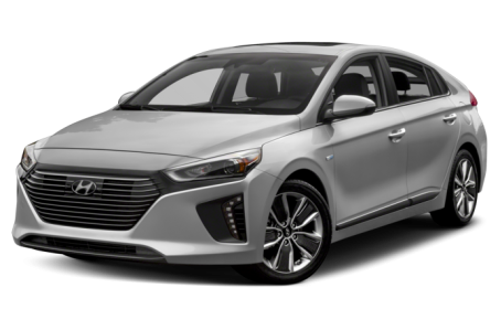 New 2019 Hyundai Ioniq Hybrid Exterior