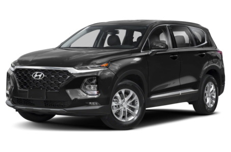 New 2019 Hyundai Santa Fe Exterior