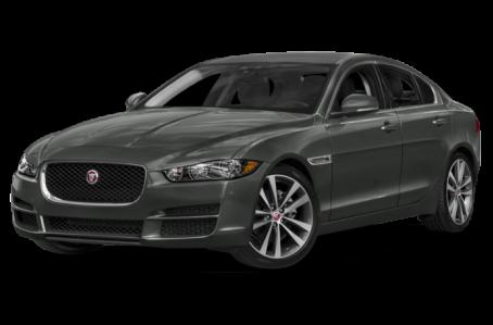 New 2019 Jaguar XE Exterior