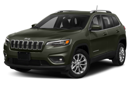 New 2019 Jeep Cherokee Exterior