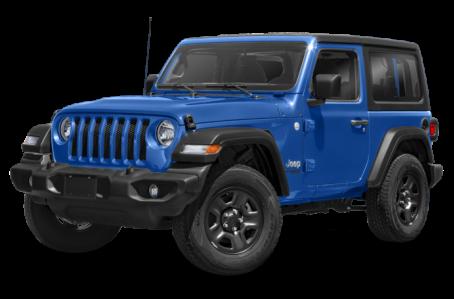 New 2019 Jeep Wrangler Exterior