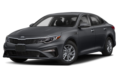 New 2019 Kia Optima Exterior