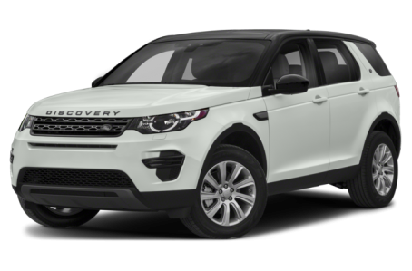 New 2019 Land Rover Discovery Sport Exterior
