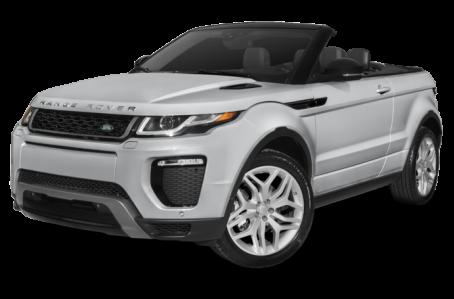 New 2019 Land Rover Range Rover Evoque Exterior