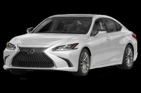 New 2019 Lexus ES 300h Exterior