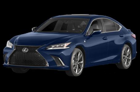 New 2019 Lexus ES 350 Exterior