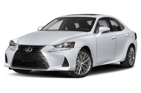 New 2019 Lexus IS 300 Exterior