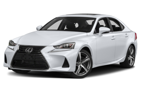 New 2019 Lexus IS 350 Exterior