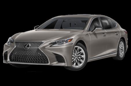 New 2019 Lexus LS 500 Exterior