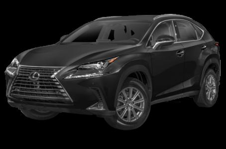 New 2019 Lexus NX 300 Exterior