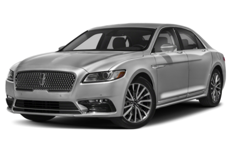 New 2019 Lincoln Continental Exterior