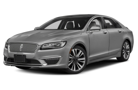 New 2019 Lincoln MKZ Exterior