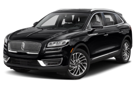 New 2019 Lincoln Nautilus Exterior