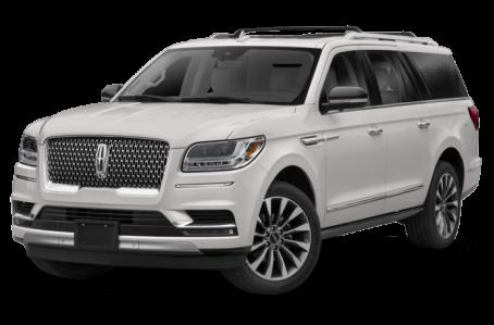 New 2019 Lincoln Navigator L Exterior
