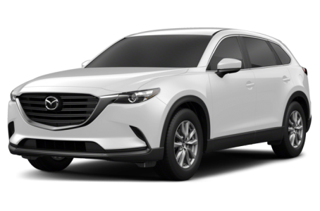 New 2019 Mazda CX-9 Exterior