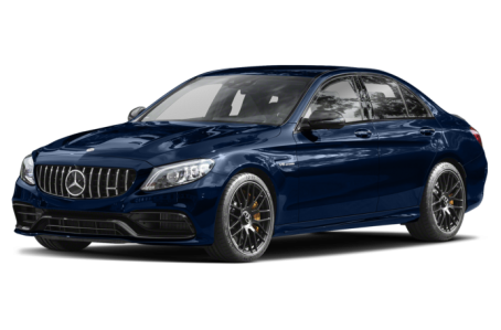 New 2019 Mercedes-Benz AMG C 63 Exterior