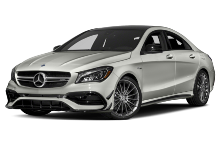 New 2019 Mercedes-Benz AMG CLA 45 Exterior