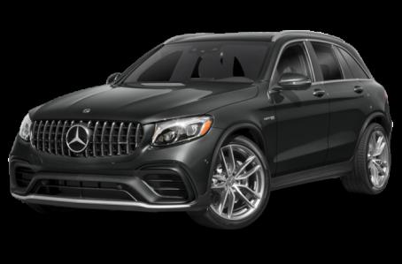 New 2019 Mercedes-Benz AMG GLC 63 Exterior