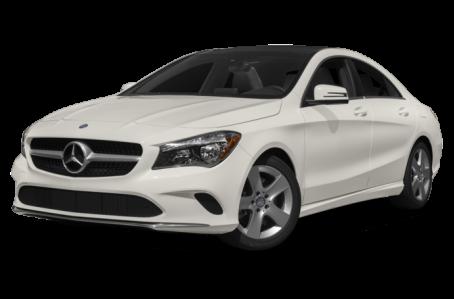 2019 Mercedes-Benz CLA 250 Exterior