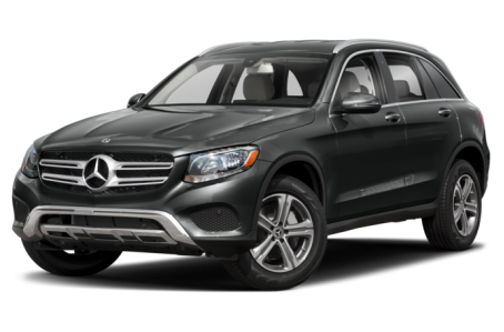New 2019 Mercedes-Benz GLC 300 Exterior