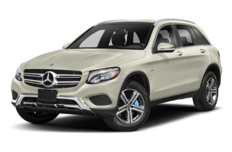 New 2019 Mercedes-Benz GLC 350e Exterior