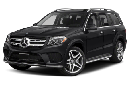 New 2019 Mercedes-Benz GLS 550 Exterior