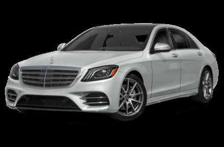 New 2019 Mercedes-Benz S-Class Exterior
