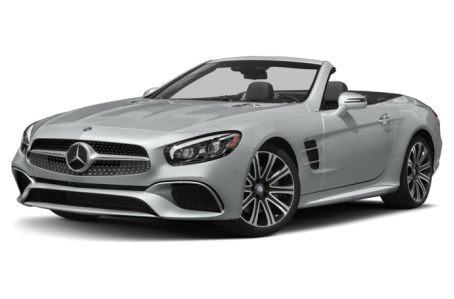 New 2019 Mercedes-Benz SL 450 Exterior