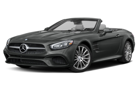 New 2019 Mercedes-Benz SL 550 Exterior