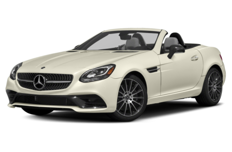 New 2019 Mercedes-Benz SLC 300 Exterior
