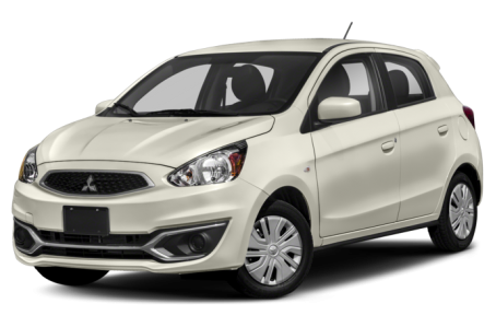 New 2019 Mitsubishi Mirage Exterior