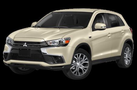 New 2019 Mitsubishi Outlander Sport Exterior