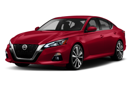 New 2019 Nissan Altima Exterior
