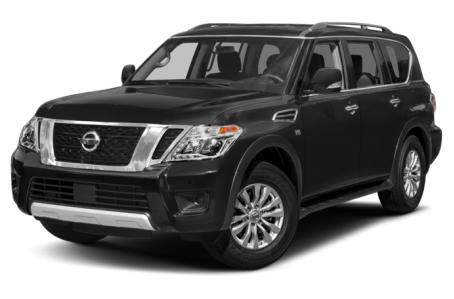 New 2019 Nissan Armada Exterior