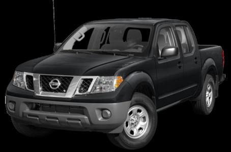 New 2019 Nissan Frontier Exterior