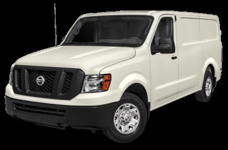 New 2019 Nissan NV Cargo NV1500 Exterior