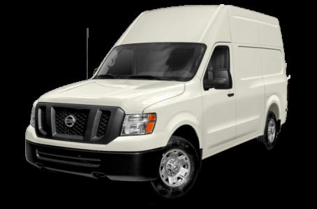 New 2019 Nissan NV Cargo NV2500 HD Exterior