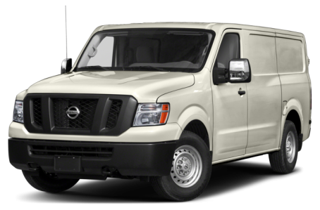 New 2019 Nissan NV Cargo NV3500 HD Exterior