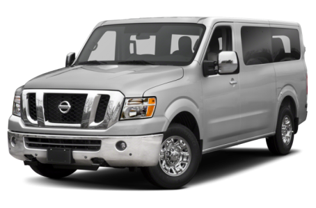 New 2019 Nissan NV Passenger NV3500 HD Exterior